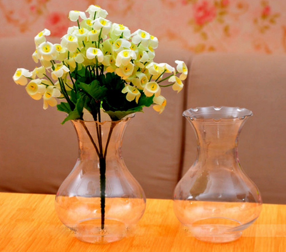 achetez en gros vase de fleurs en plastique en ligne des grossistes vase de fleurs en. Black Bedroom Furniture Sets. Home Design Ideas