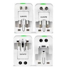 Universal International Plug Adapter World Travel AC Power Charger Adaptor With AU US UK EU Converter
