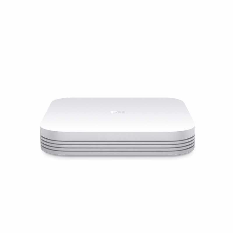 Mi Box 3 ulepszona wersja nowa aktualizacja 64-bit 4 K sieci Set-top Box 2 GB pamięci 8 GB pojemności standardem Bluetooth głos SmartTV pudełko