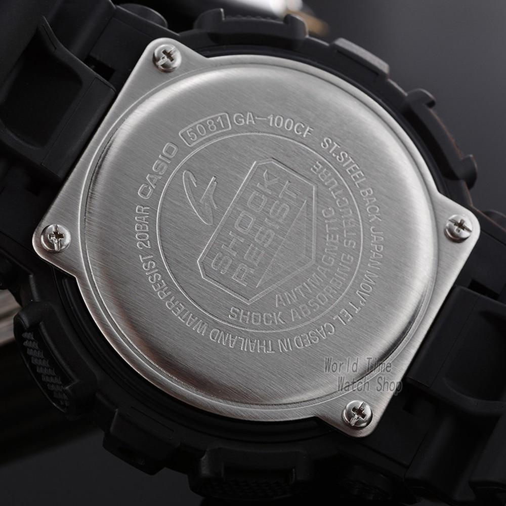 ab799e52b0e2 Reloj Casio G-SHOCK Camuflaje