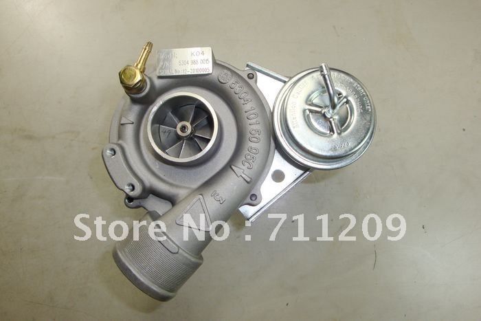 K04 015 turbocompresseur pour A4 A6 VW PASSAT 1.8 T K04 TURBO chargeur 53049880015 Turbo chargeur K04 Turbo