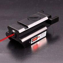 Охотничий Тактический red dot лазерный прицел fit Глок 17 мм 19 мм 20 мм 21 22 23 Размеры: 30, 31, 32
