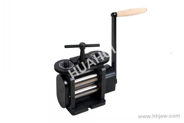Laminoir plat de haute qualité PEPE 110mm, Machine de presse à sertir et à comprimés, Machine à pression, table manuelle, pilule manuelle