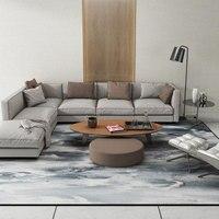200X300cm large carpet for living room children's crawling carpet European Jacquard Coral Fleece Rug For Home Decoration