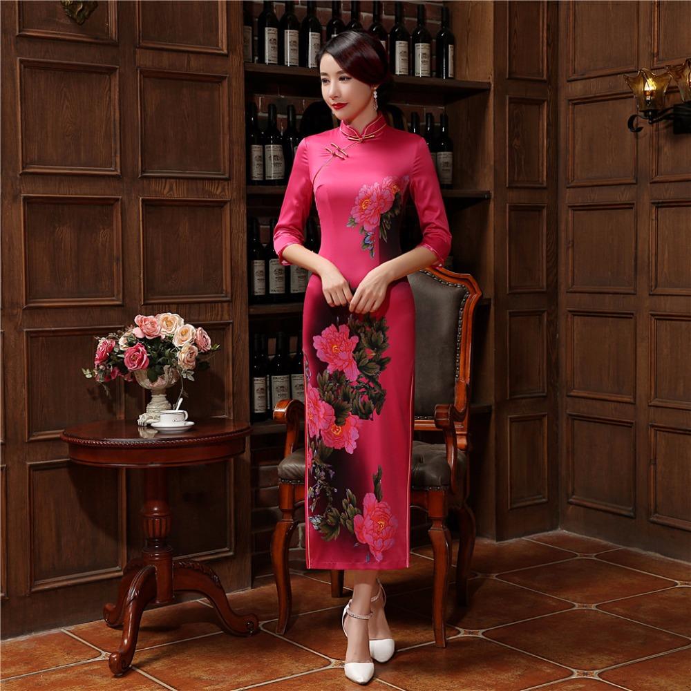 Oriental Silk Kleid-Kaufen billigOriental Silk Kleid Partien aus ...