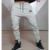 2017 nova moda de lazer calças dos homens casuais de algodão coringa confortável pé ligação off calças grande metros calças Haroun calças M-XXL