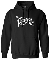 My Chemical Romance Sweatshirt Men S O Neck Plus Size Cotton Causal Funny Fashion Tracksuit Long