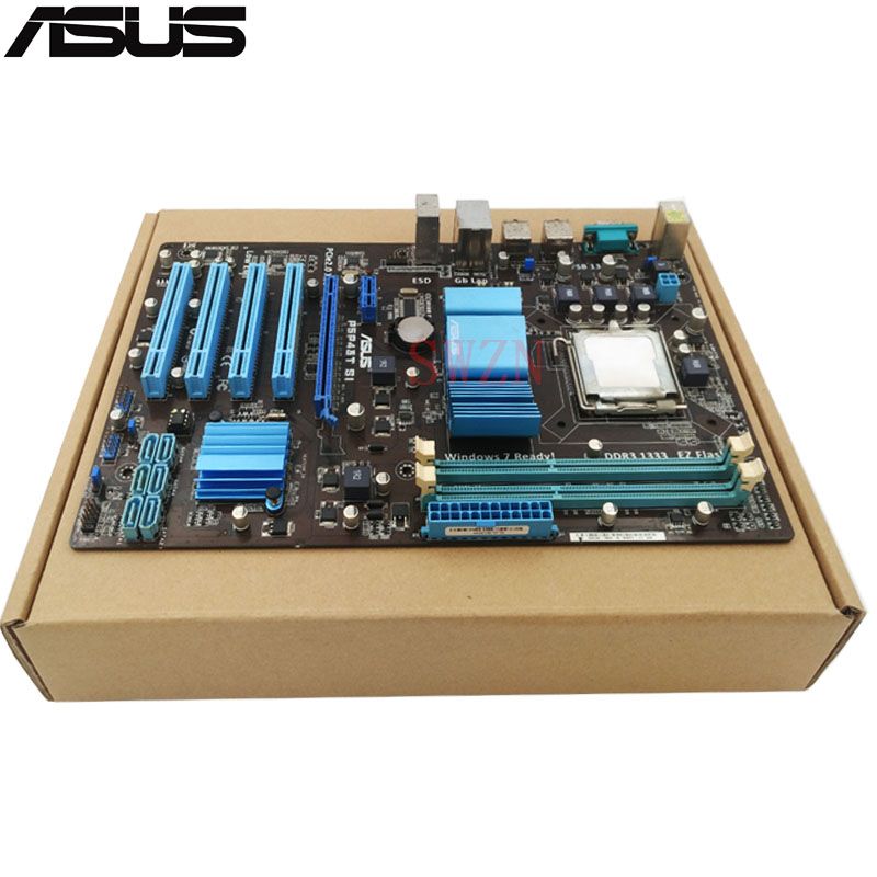 NEW DRIVER: ASUS P5P43T-SI SERVER MOTHERBOARD