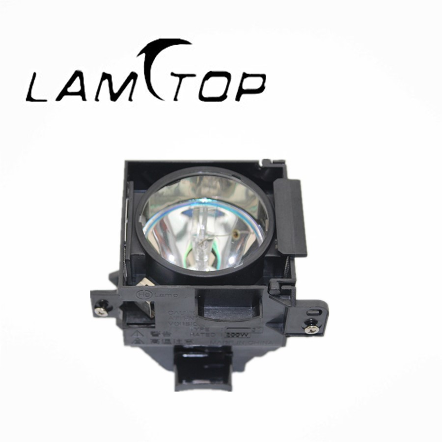 FREE SHIPPING  LAMTOP  180 days warranty  projector lamps with housing  ELPLP30/V13H010L30  for   Powerlite 821P free shipping original 331 9461 projector lamps p vip190w inside 2000hrs with housing for dell s320 s320wi