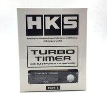 Turbo timer turbo flameout decelerator tipo 1 bianco blu rosso display digitale del veicolo per H K S sicurezza