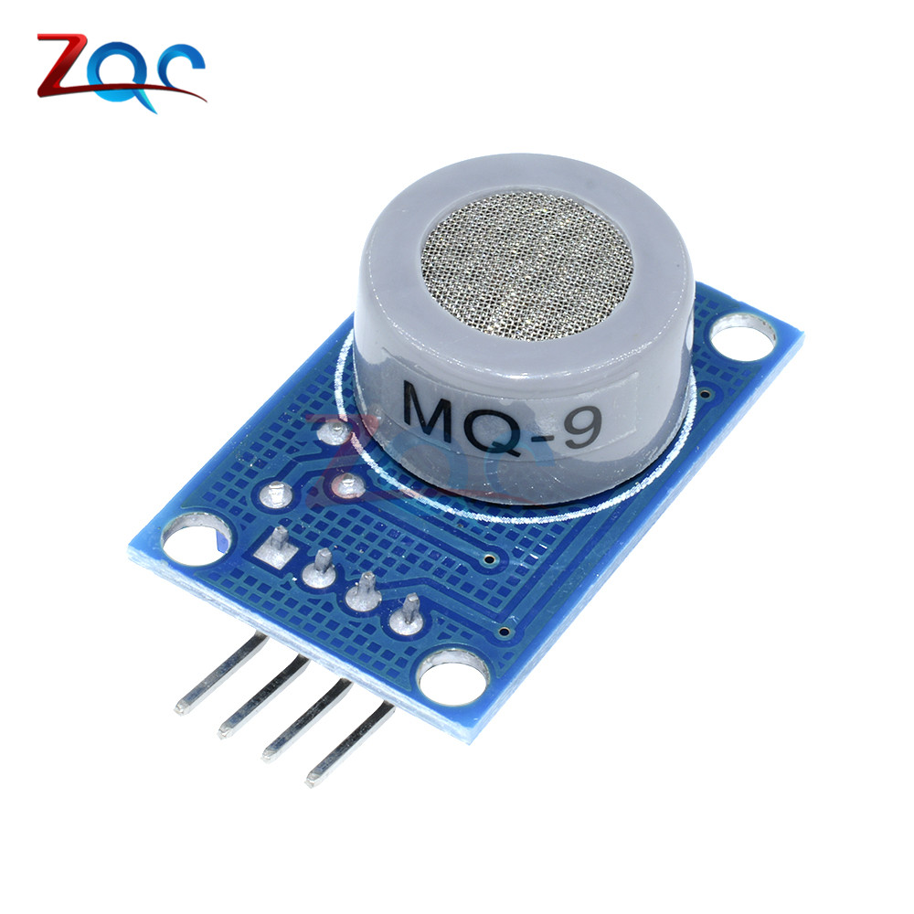 MQ-9 MQ9 Carbon Monoxide CO Alarm Combustible Gas Sensor Module New