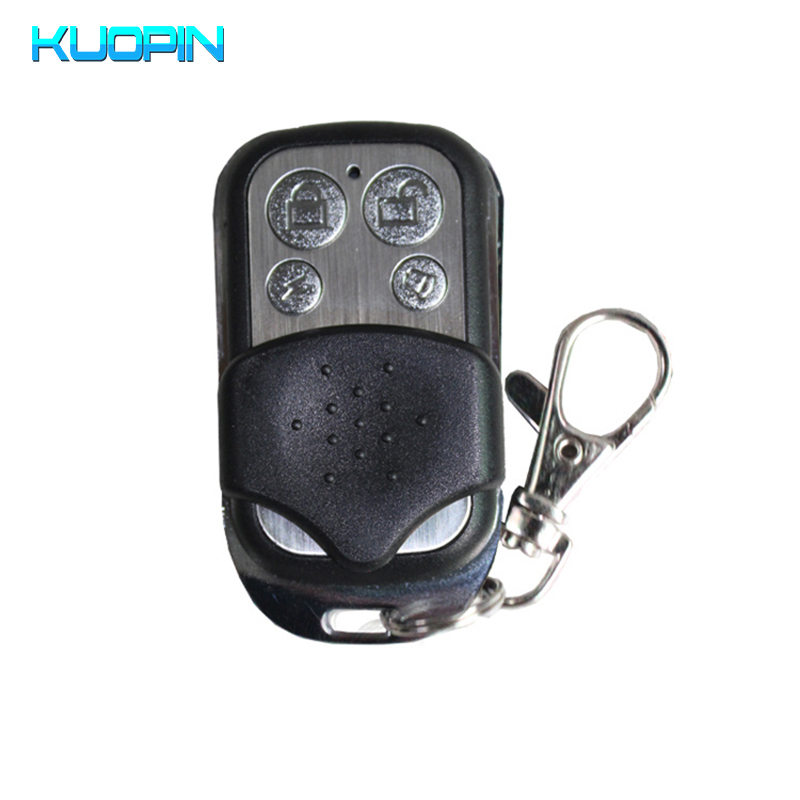PS202 315/433MHz Optional Long Distance Transmit Wireless Metal Alarm Remote Control For Home Security Burglar Alarm SystemPS202 315/433MHz Optional Long Distance Transmit Wireless Metal Alarm Remote Control For Home Security Burglar Alarm System
