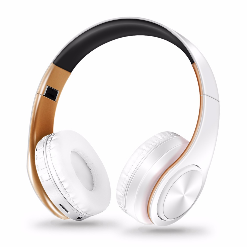 AYVVPII verlustfreie player <font><b>bluetooth</b></font> kopfhörer mit mikrofon <font><b>wireless</b></font> stereo headset musik für Iphone Samsung Xiaomi mp3 sport image