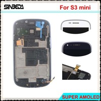 Sinbeda Super AMOLED HD For Samsung Galaxy S3 Mini I8190 I8190N I8195 LCD Display With Touch