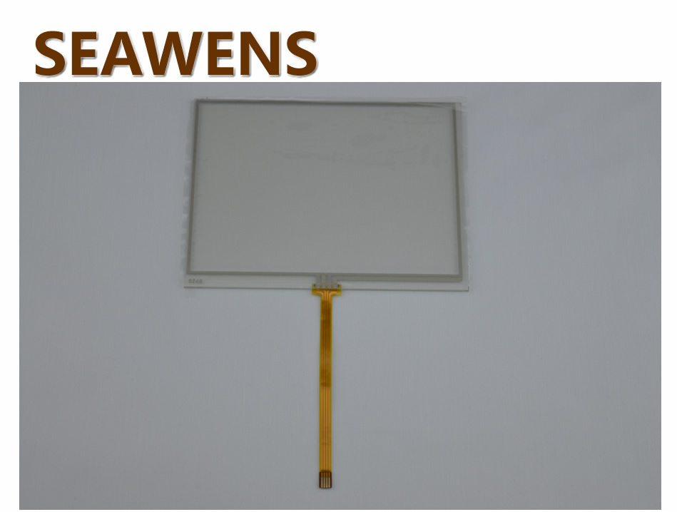 New 6.95 inch 167*92mm 4 Wire Resistive Touch Screen Panel Digitizer for TM070RDH01 167x93mm Display Size 160*85mm new 10 1 inch 4 wire resistive touch screen panel for 10inch b101aw03 235 143mm screen touch panel glass free shipping