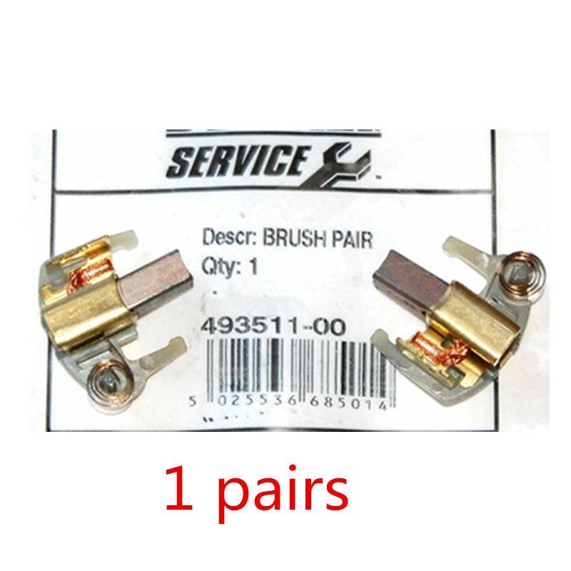 Carbon Brushes Holder 493511-00 For DeWALT DC956 DW980 DC984 DW957 DC224K DC212K DC930K DW912 DW914 DW997