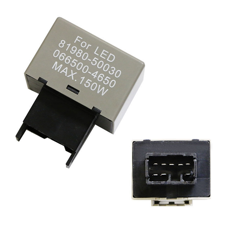 8 Pin Led Flasher Relay Fix For Lexus Toyota Scion Led