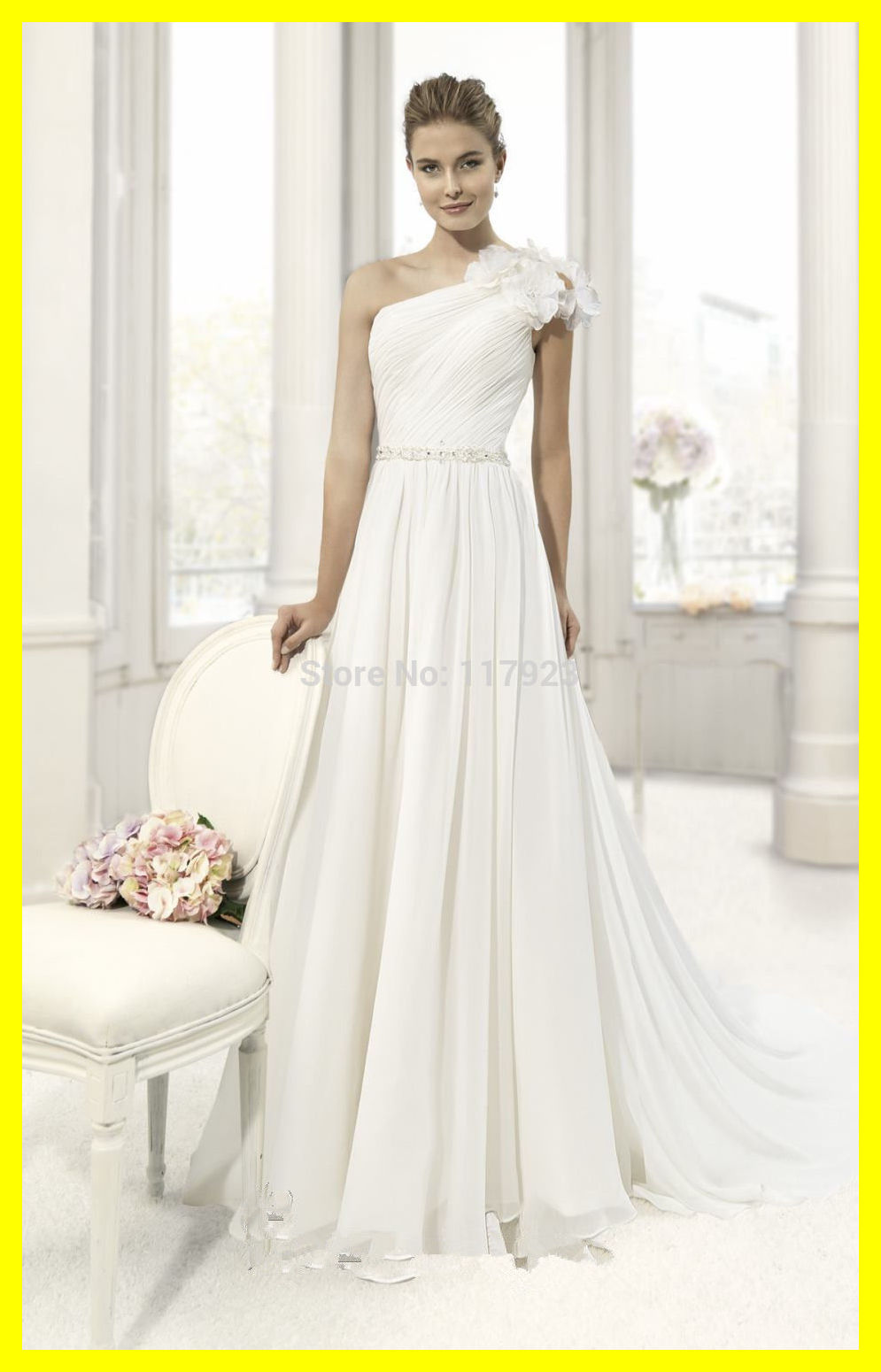 Off White Wedding Dresses Casual Beach Dress To Hire Uk High Street ...