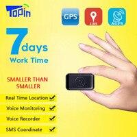 G02 Mini GPS Tracker GPS GSM LBS MTK6261D U-blox7020 Voce Monitor Recorder APP di Monitoraggio Web per Persona Pets Auto Bambino veicolo