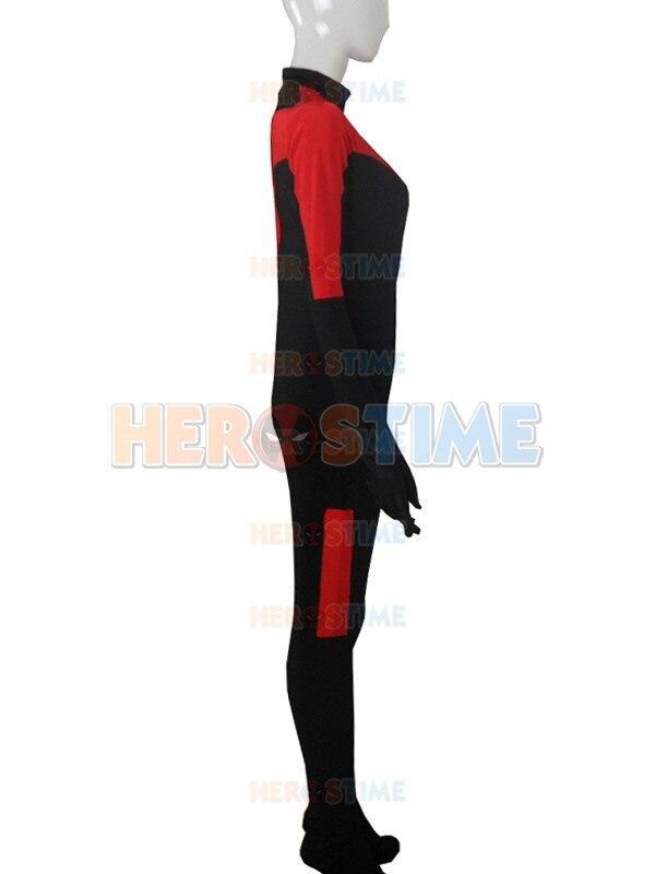 Lycra Spandex X-men զգեստներ մեծահասակների - Կարնավալային հագուստները - Լուսանկար 2
