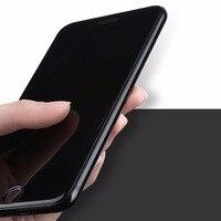 стекло For iPhone 6 3D полное покрытие защита Плёнки для iPhone 7 6 6 S плюс закаленное Стекло анти-край разрушить Горячая Гибка изогнутые поверхности в...