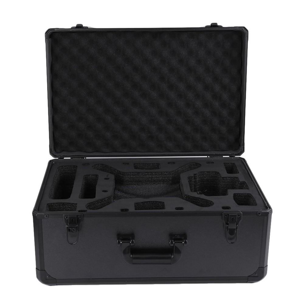 Professional Waterproof Aluminum Alloy Protective Hard Carrying Case Box For DJI for Phantom 3/4 All Models High Quality popular price high quality plastic carrying case for camera
