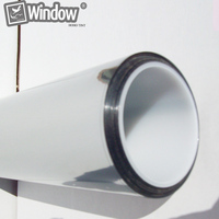 Commercial Reflective Films Mirror Tint Silver 20 20 X 10 Home Window Film