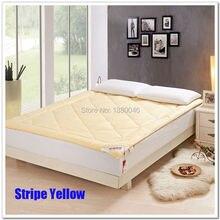 17bf5c84bb Novo 100% Mulberry Silk cheio colchão cama colchão Topper Pad capa de colchão  colchão inverno Mattress100 % capa de algodão 4 KG