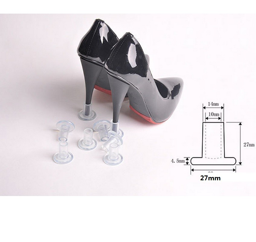 Stiletto Wedding Sun-mould Protectors, 2