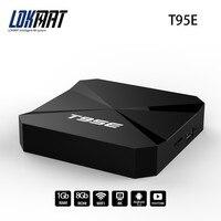 LOKMAT T95E Andorid 6 0 TV BOX 2GB 8GB Rom WiFi Google Play Store Rockchip RK3229