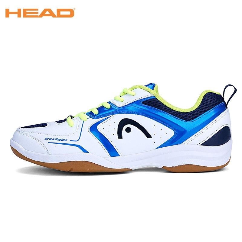 HEAD Light Non Slip Badminton Shoes for Men Training Breathable Anti Slippery Men s Tennis Sneakers