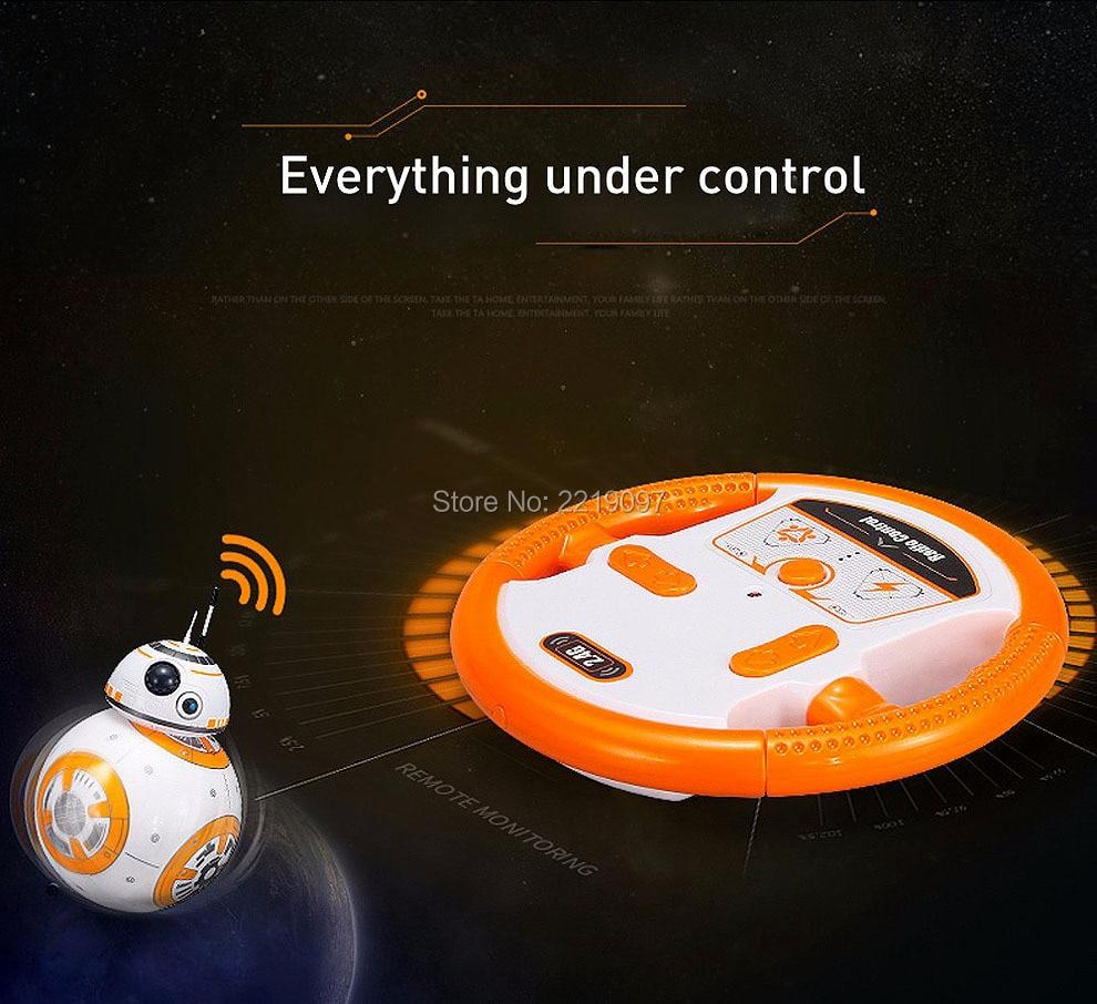 Star Wars Remote Control BB-8 Robot 20.5cm 19