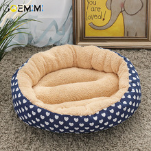 Cat Warm Bed Mat Fleece Winter Comfort Dog Puppy Kennel For Pet Top Quality Cats 2019