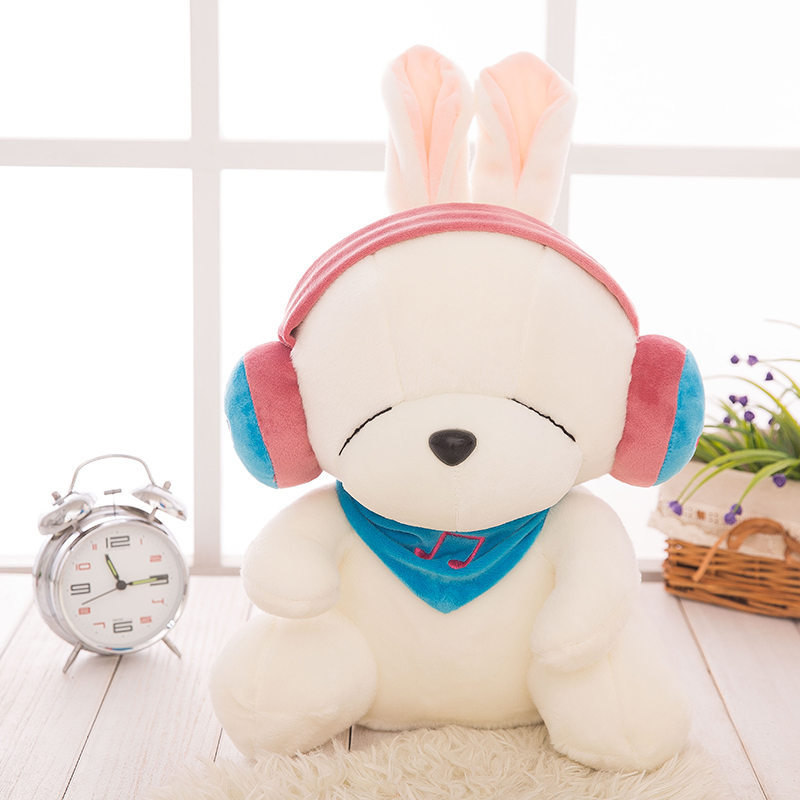 Hot Biggest Size 60cm Cute Lovers Rabbit Plush Toys 3 Colors Cloth Doll Christmas present Childrens girl kids toys