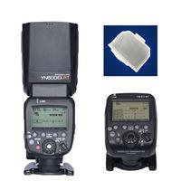 YONGNUO Flash Speedlite YN600EX-RT for Canon AS Canon 600EX-RT + YN-E3-RT