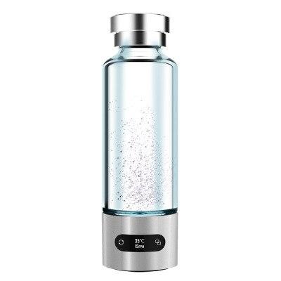 480 ml LED USB Japonês Tantinum Gerador De Hidrogênio e Água Anti-Envelhecimento Máquina Ionizador de Água Alcalina Jarro de Água Maker