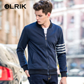 OLRIK 2016 Autumn New Fashion Men Hoodies Brand Clothing Sweatshirt Mens fitness Casual Fleece Coat male