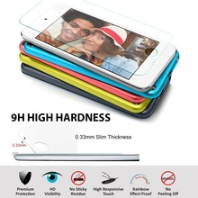 2-PACK For iPod Touch 6th Generation Screen Protector Tempered Glass Screen Protector for iPod Touch 6 & iPod touch 5