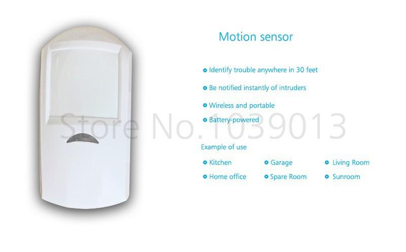 Motion sensor-g500
