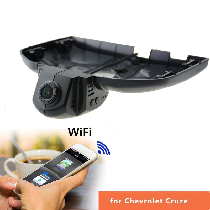Night Vision Car DVR Camera WiFi APP Manipulation Full HD 1080p Novatek 96655 IMX 322 Dash