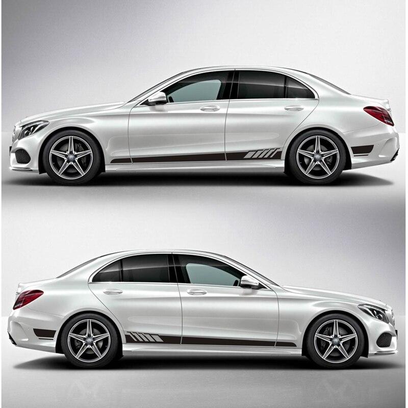 Mercedes Benz Sport: TAIYAO Car Styling Sport Car Sticker For Mercedes Benz