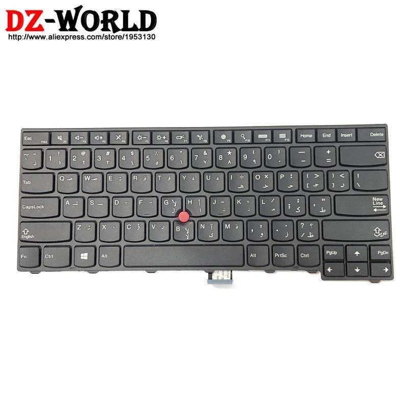 Arabic Keyboard New Original For Lenovo Thinkpad E431 E440 Laptop Teclado 04y2768 0c45333 04y2731 Replacement Keyboards Aliexpress