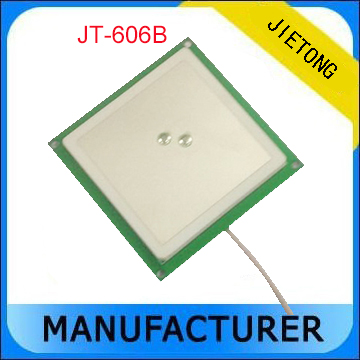 4dBi High Performance UHF RFID Passive Ceramic Antenna with Double Feeder Point brand new smt yamaha feeder ft 8 2mm feeder used in pick and place machine