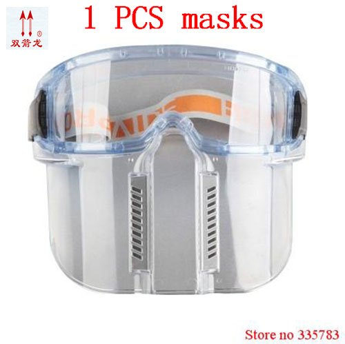 High Quality Airsoft Mask PC The Lens Used For CS Welding Polishing Dust The Face Protect Mask Splash Proof Material Safety Mask