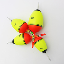 Pot-bellied drift EVA floating buoy angeles fishing float