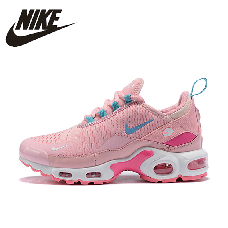 US $59.0 50% OFF|Nike Air Max Plus Running Shoes for Women Sneakers Sport Outdoor Jogging Athletic EUR Size in Running Shoes from Sports &