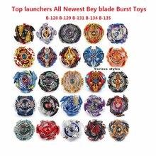 Лучшая новинка, волчок Bayblade bay Burst, Гироскопическая игрушка, искусственная кожа, волчок Bayblade burst, металлическое пластиковое спиннинговое лез...