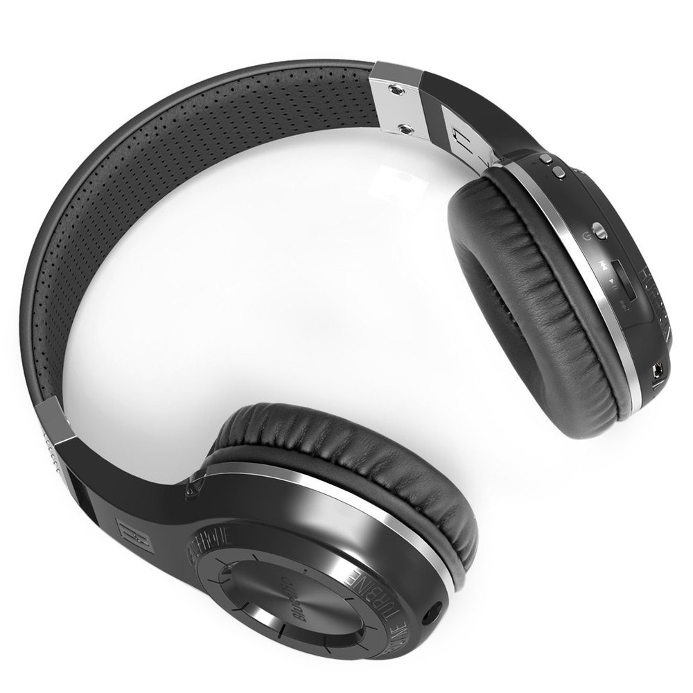 bluetooth 4 1 stereo headphones built in mic handsfree for. Black Bedroom Furniture Sets. Home Design Ideas