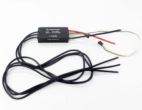 все цены на HOBBYWING X-Rotor Pro 100A 4-12S HV Electric Speed Control / ESC for Multicopter XRotor Pro-100A-HV-V3