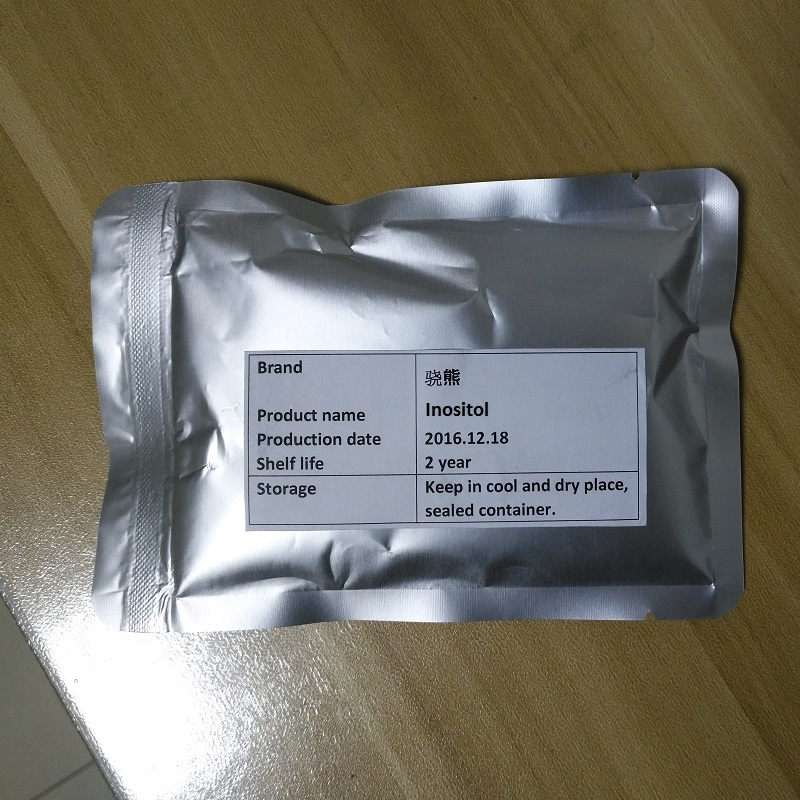 100g/bag 98% Inositol  food grade Cyclohexanehexol USA imported 100g vitamin e food grade usa imported